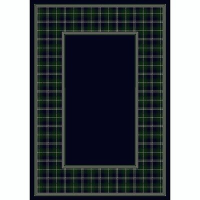 Design Center Sapphire McIntyre Area Rug Rug Size: Rectangle 109 x 132
