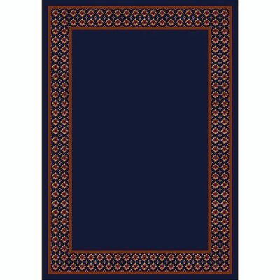 Design Center Onyx Foulard Area Rug Rug Size: Rectangle 78 x 109