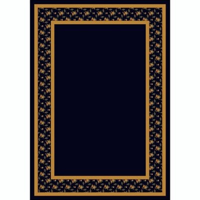 Design Center Sapphire Garden Estate Area Rug Rug Size: Rectangle 78 x 109