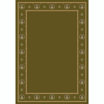 Design Center Tobacco Madison Area Rug Rug Size: 109 x 132