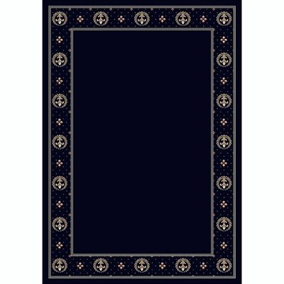 Design Center Sapphire Madison Area Rug Rug Size: 78 x 109