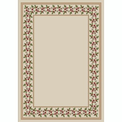 Design Center Opal Wildberry Area Rug Rug Size: Round 77