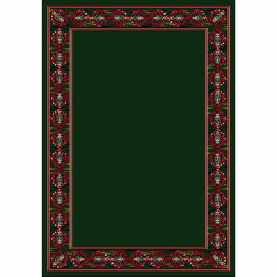 Design Center Brick Amir Area Rug Rug Size: Rectangle 78 x 109