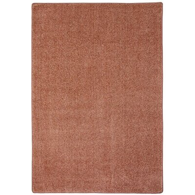 Modern Times Harmony Mellow Mauve Area Rug Rug Size: Rectangle 78 x 109