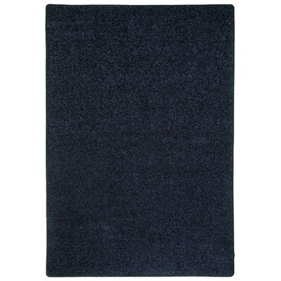 Modern Times Harmony Midnight Area Rug Rug Size: Rectangle 109 x 132