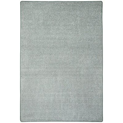 Modern Times Harmony Silver Area Rug Rug Size: Rectangle 109 x 132
