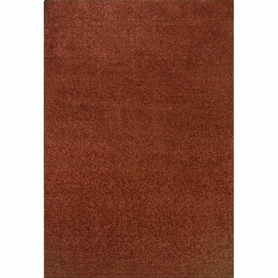 Modern Times Harmony Ruby Wine Area Rug Rug Size: Rectangle 109 x 132