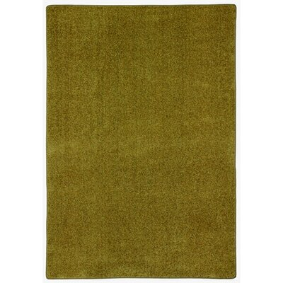 Modern Times Harmony Dried Herb Area Rug Rug Size: Rectangle 109 x 132