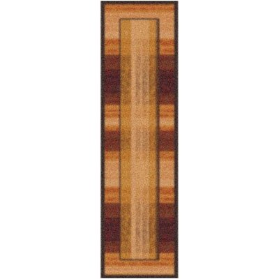 Modern Times Aspire Fiji Area Rug Rug Size: Rectangle 21 x 78