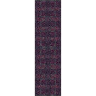 Modern Times Aura Vineyard Area Rug Rug Size: Rectangle 21 x 78