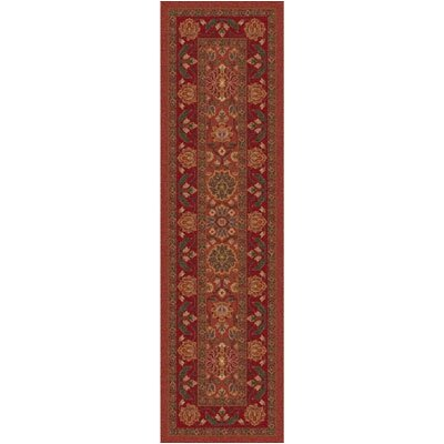 Pastiche Ababan Titian Contemporary Runner Rug Size: 21 x 78