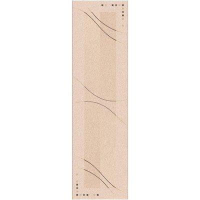 Pastiche Caliente Alabaster Runner Rug Size: 21 x 78