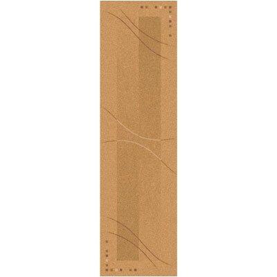Pastiche Caliente Flaxen Runner Rug Size: 21 x 78