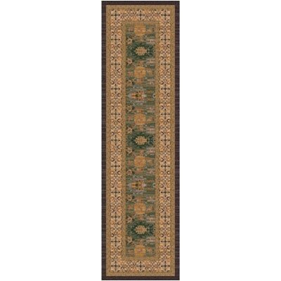 Pastiche Karshi Autumn Forest Runner Rug Size: 21 x 78