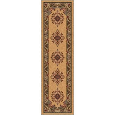 Pastiche Merkez Lost Light Runner Rug Size: 2'1