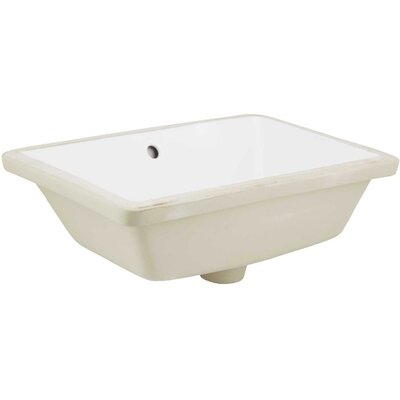 Nixon Floor Mount 23.75 Single Bathroom Vanity Set with Ceramic Top Top Finish: Bianca Carara, Sink Finish: Biscuit, Faucet Mount: 8 Centers