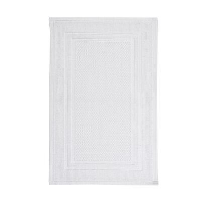 Landenberg Bath Rug Color: White