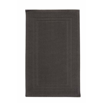 Landenberg Bath Rug Color: Soot