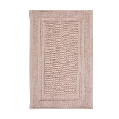 Landenberg Bath Rug Color: Pearl