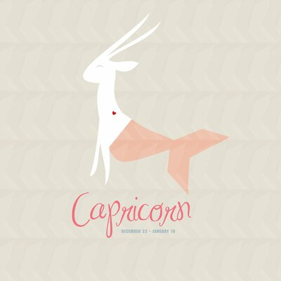 Capricorn Wall Art