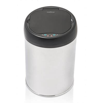 3 Gallon Motion Sensor Trash Can MAT-606