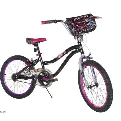 """Dynacraft Girl's Monster High 20"""" Cruiser Bike"""