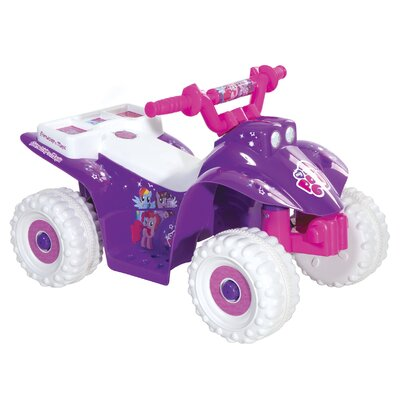 My Little Pony 6V Battery Powered Little Quad 8802-32