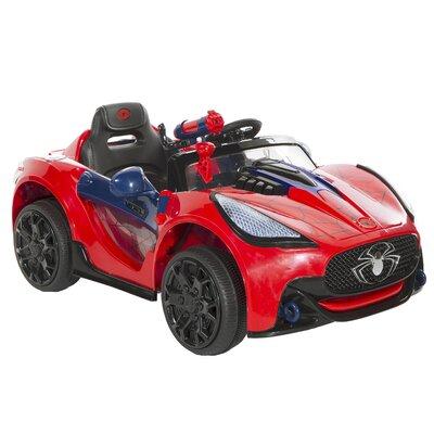 Spider-Man 6V Battery Powered Super Car 8802-16