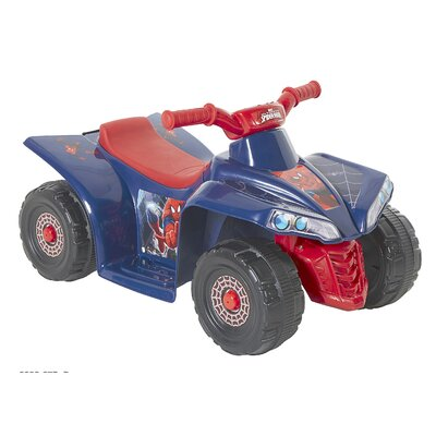 Spider-Man 6V Battery Powered Little Quad 8802-27