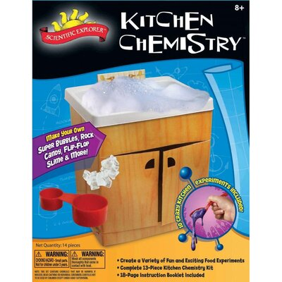 Kitchen Chemistry Mini Lab SLT02026