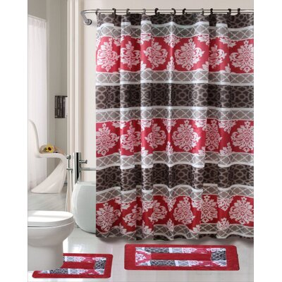 Cortlandt Alana Shower Curtain Set