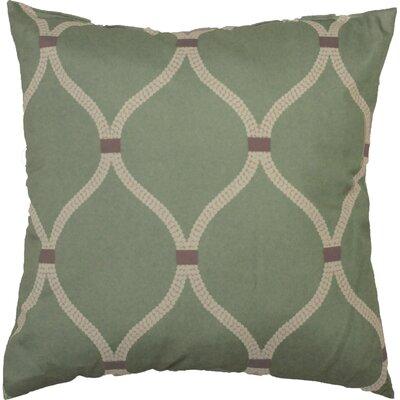 Celine Throw Pillow Color: Sage