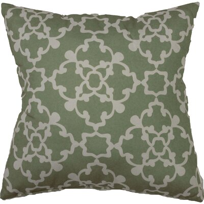 Alex Throw Pillow Color: Sage