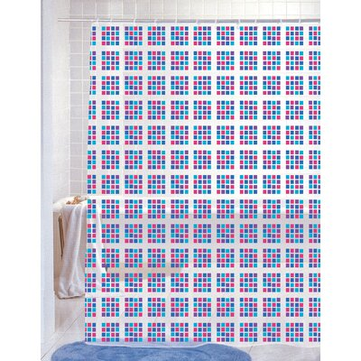Becca Vinyl Shower Curtain