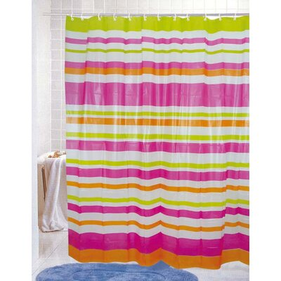 Maggie Vinyl Shower Curtain