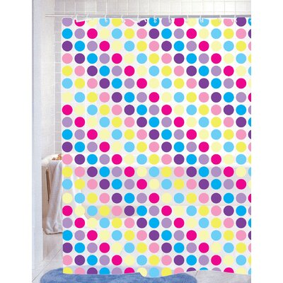 Hayden Vinyl Shower Curtain