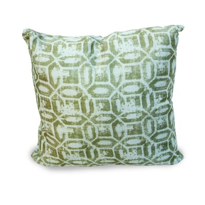 Emma Throw Pillow Color: Sage