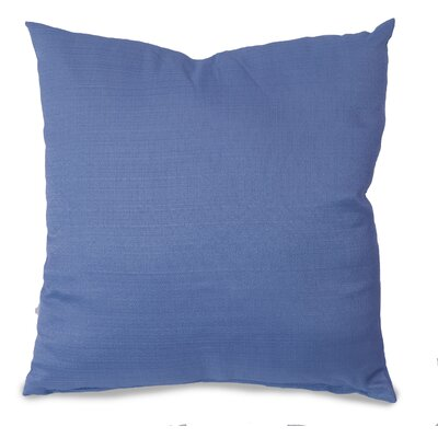 Parker Throw Pillow Color: Navy