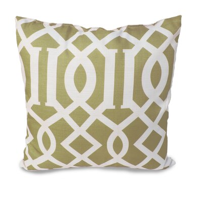 Tori Throw Pillow Color: Sage