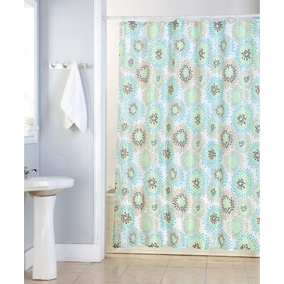 Robin Canvas Shower Curtain