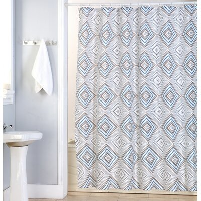 Kaitlyn Canvas Shower Curtain