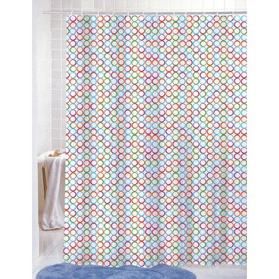 Molly Vinyl Shower Curtain