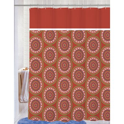 James Shower Curtain