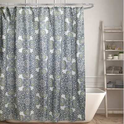 Modesto Canvas Shower Curtain