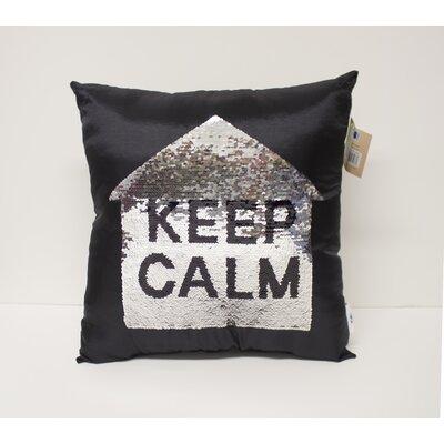 Gangemi KEEP CALM Throw Pillow
