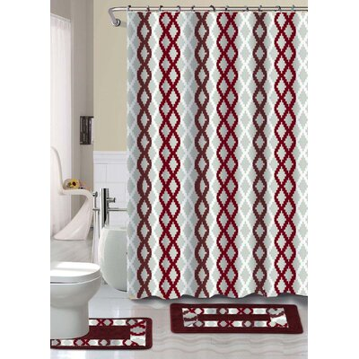 Walton Bay Shower Curtain Set