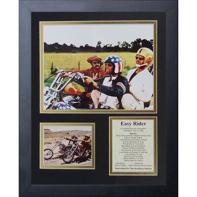 Easy Rider Framed Memorabilia 16265U
