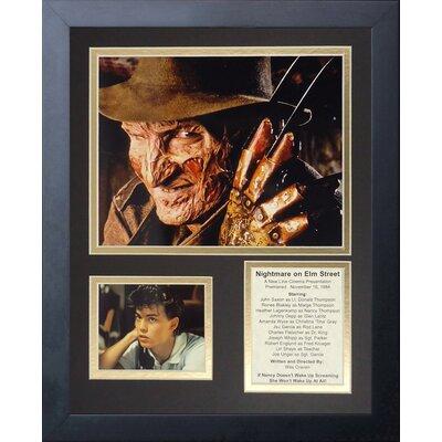 Nightmare on Elm Street Framed Memorabilia 16380U