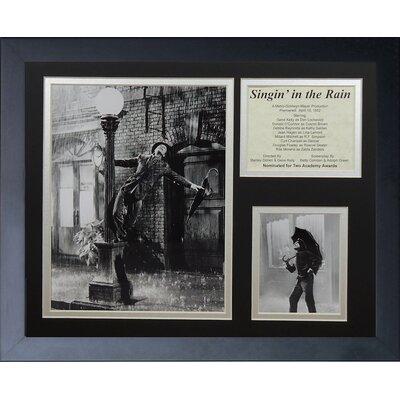 Singin' in the Rain Framed Memorabilia 16051U