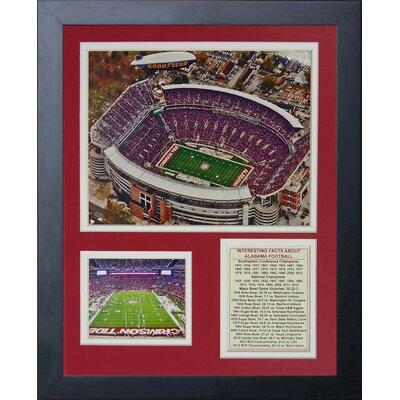 Georgia Bulldogs Greats Framed Memorabilia 12081U